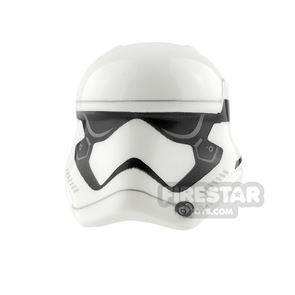 LEGO - First Order Stormtrooper Helmet - Pointed Mouth