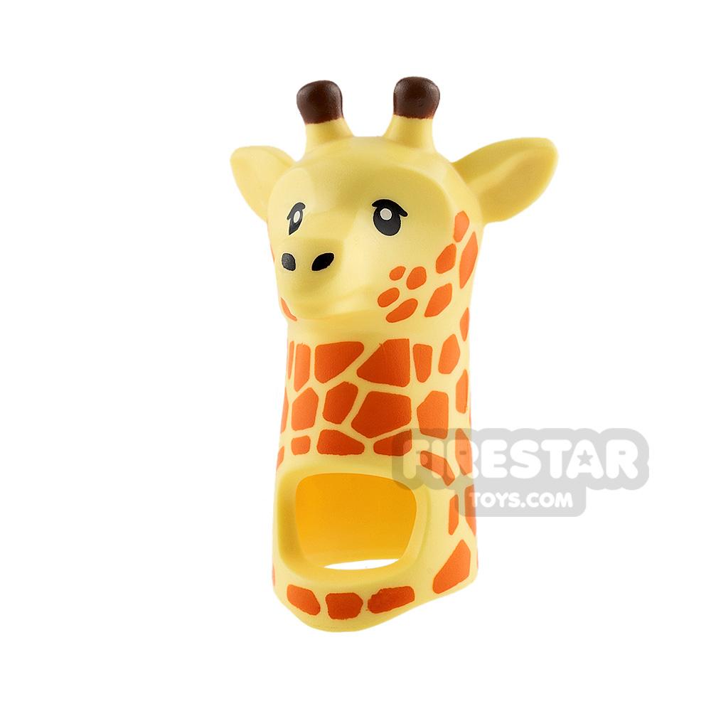 LEGO Giraffe Head Cover