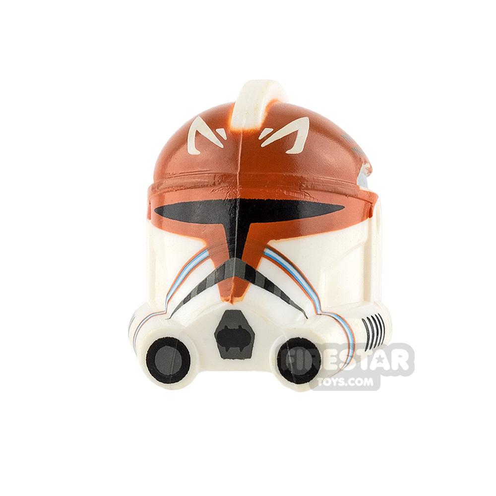 Clone Army Customs P2 332nd Rex Dark Orange