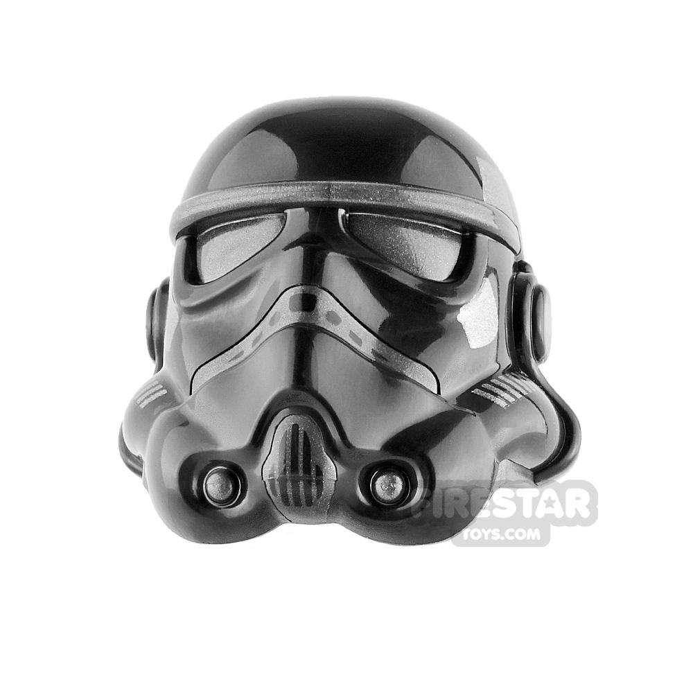LEGO Shadowtrooper Helmet Dual Molded