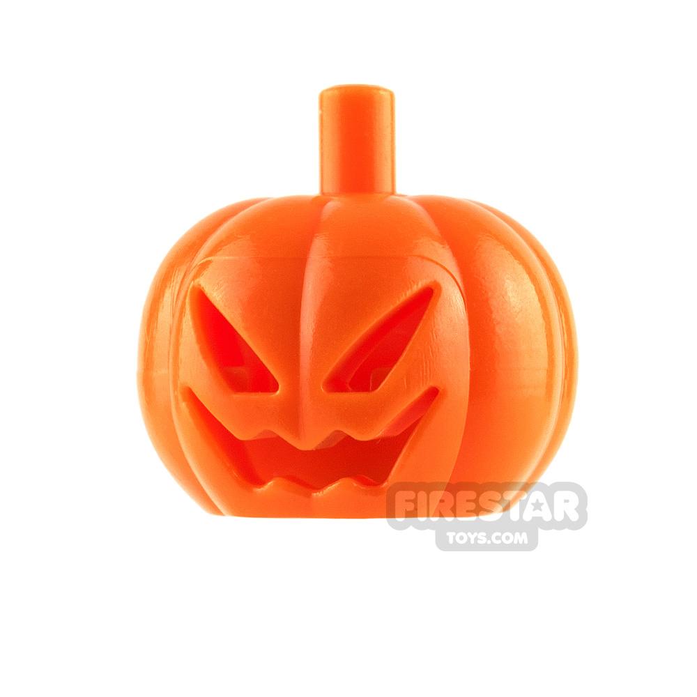 BrickRaiders Pumpkin Headcover