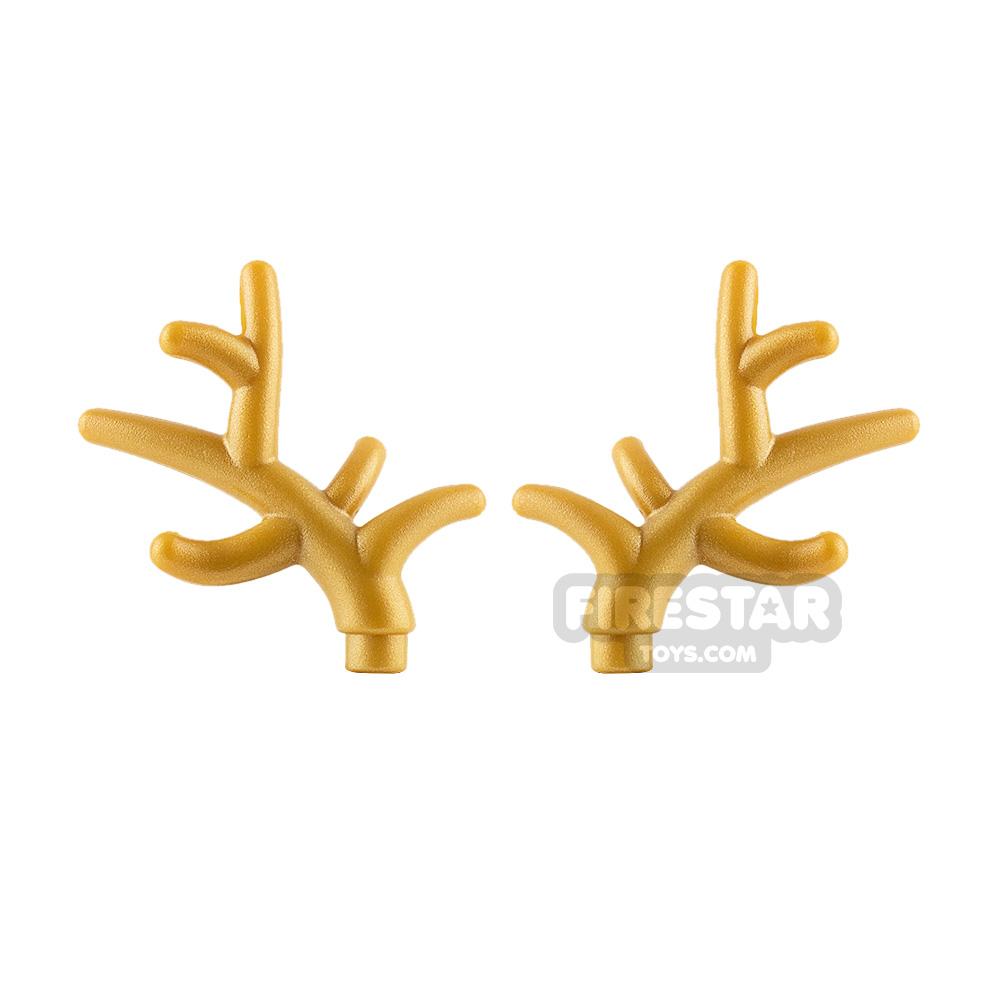 BrickWarriors Antlers pair