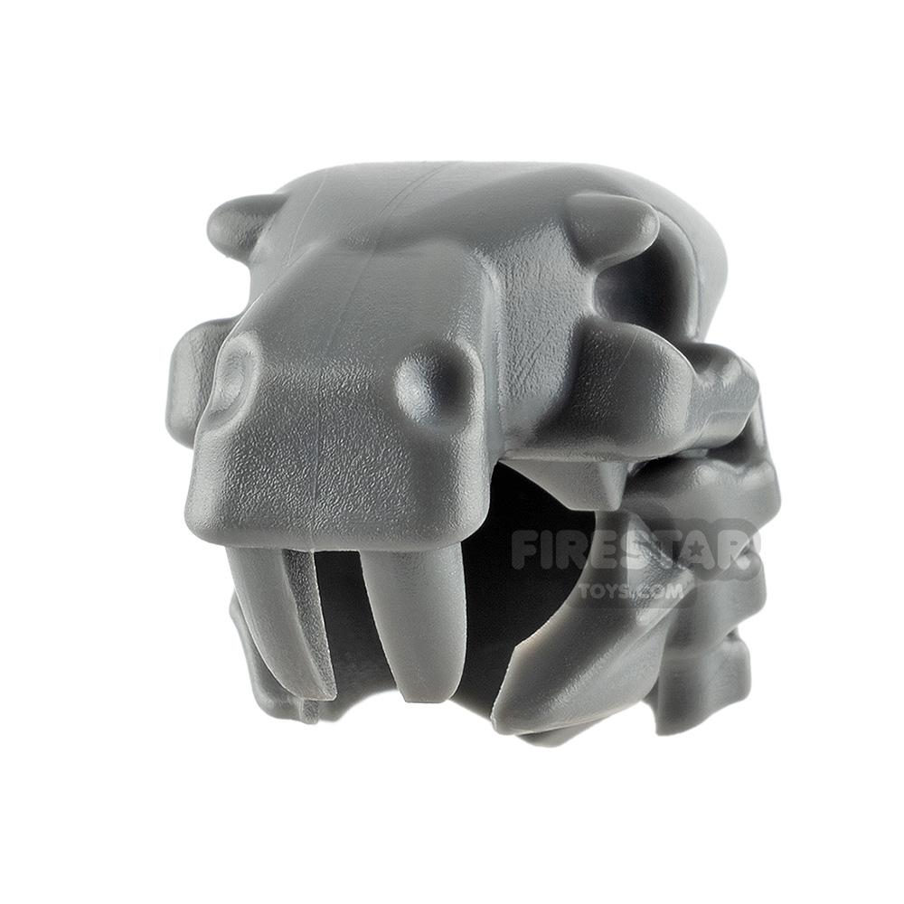 BrickWarriors Sabertooth Helm