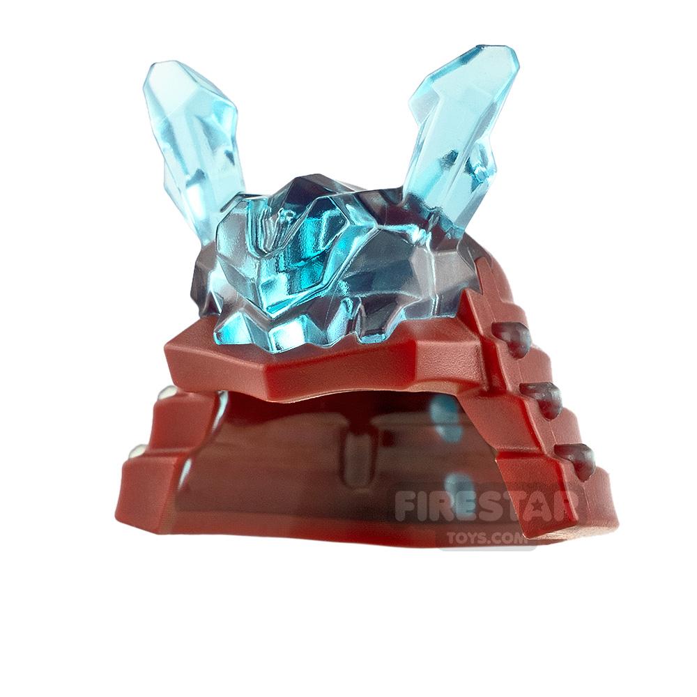 LEGO Samurai Helmet with Horns