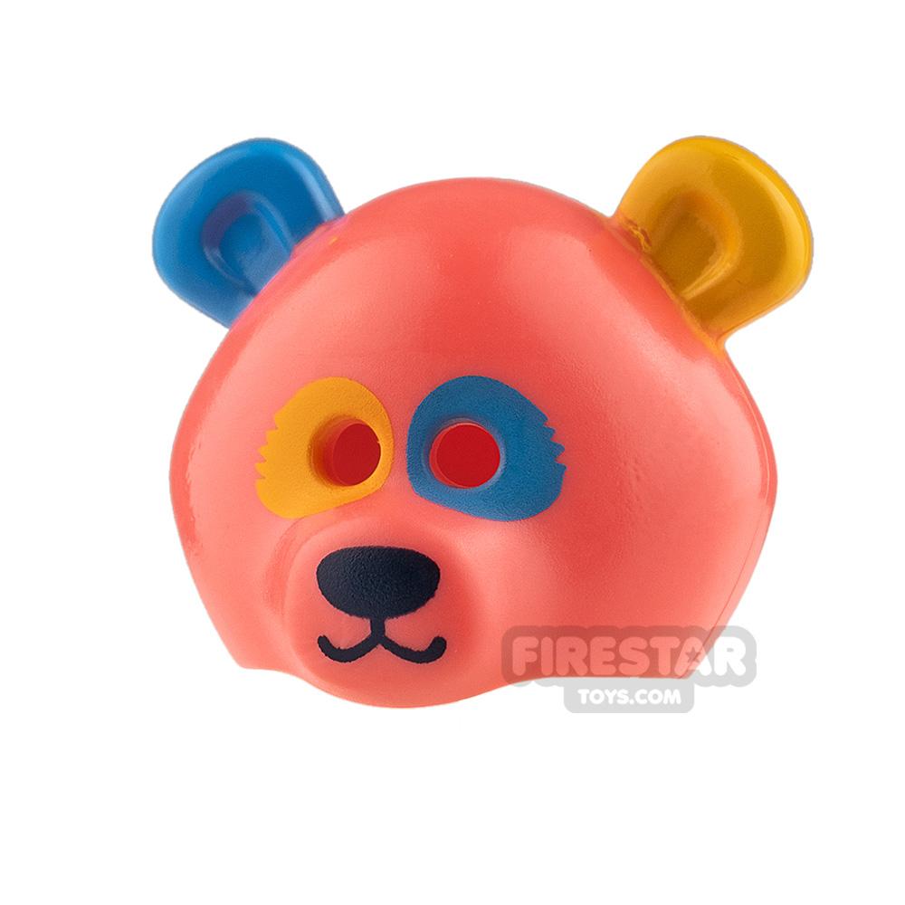 LEGO Rainbow Bear Headcover
