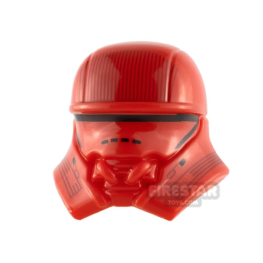 LEGO Sith Jet Trooper Helmet
