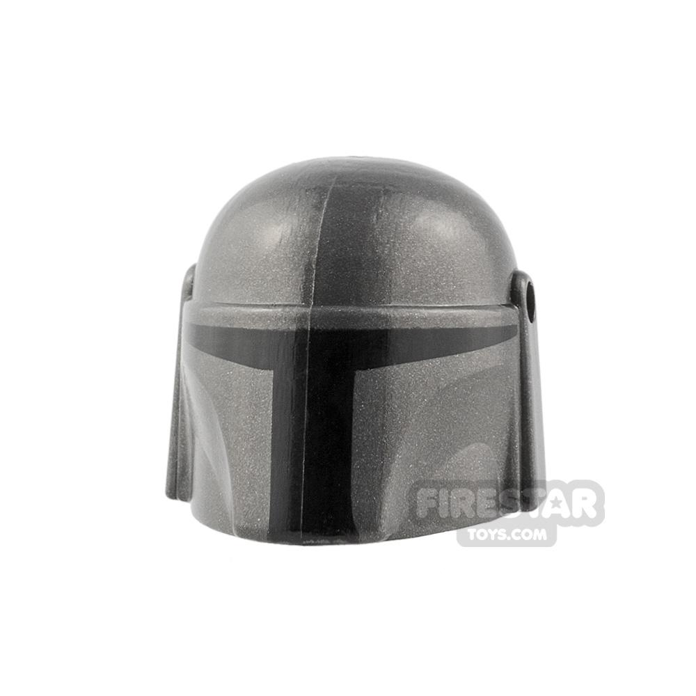 LEGO Helmet The Mandalorian Durasteel Armour