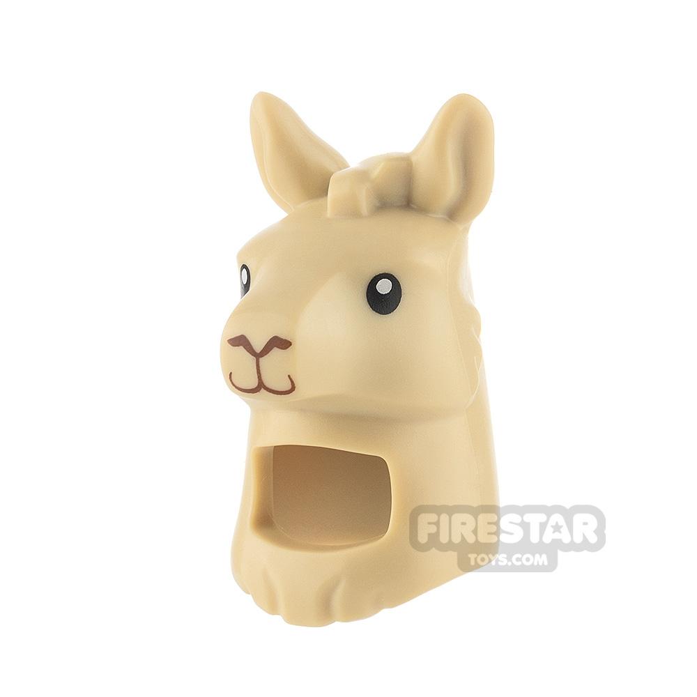 LEGO Llama Costume Head