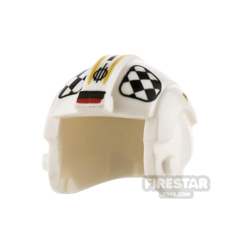 LEGO SW Rebel Pilot Helmet U-wing