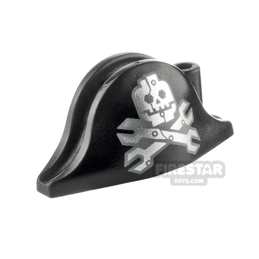 LEGO Pirate Captain Bicorne - Skull and Crossbones