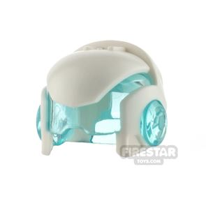 LEGO Space Helmet with Visor and Ear Protectors