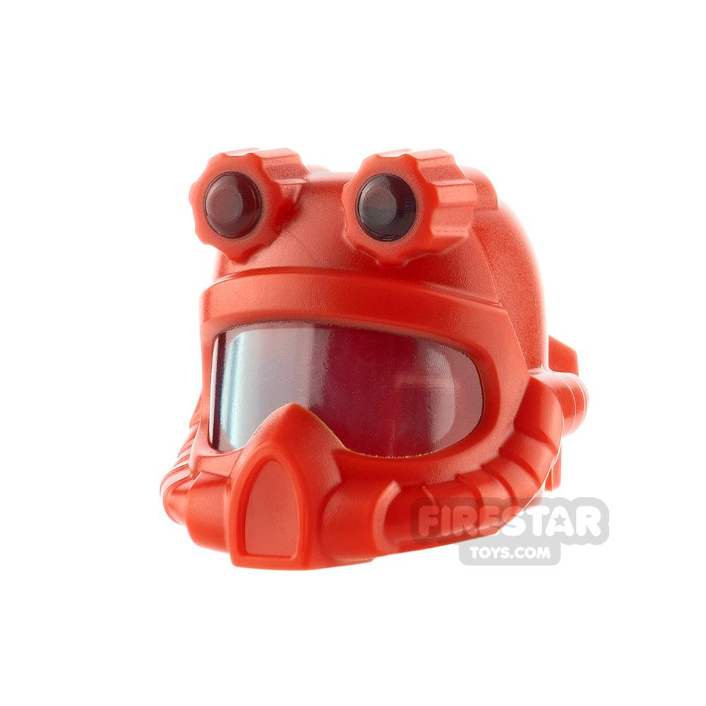 LEGO Scuba Helmet with Head Lamps
