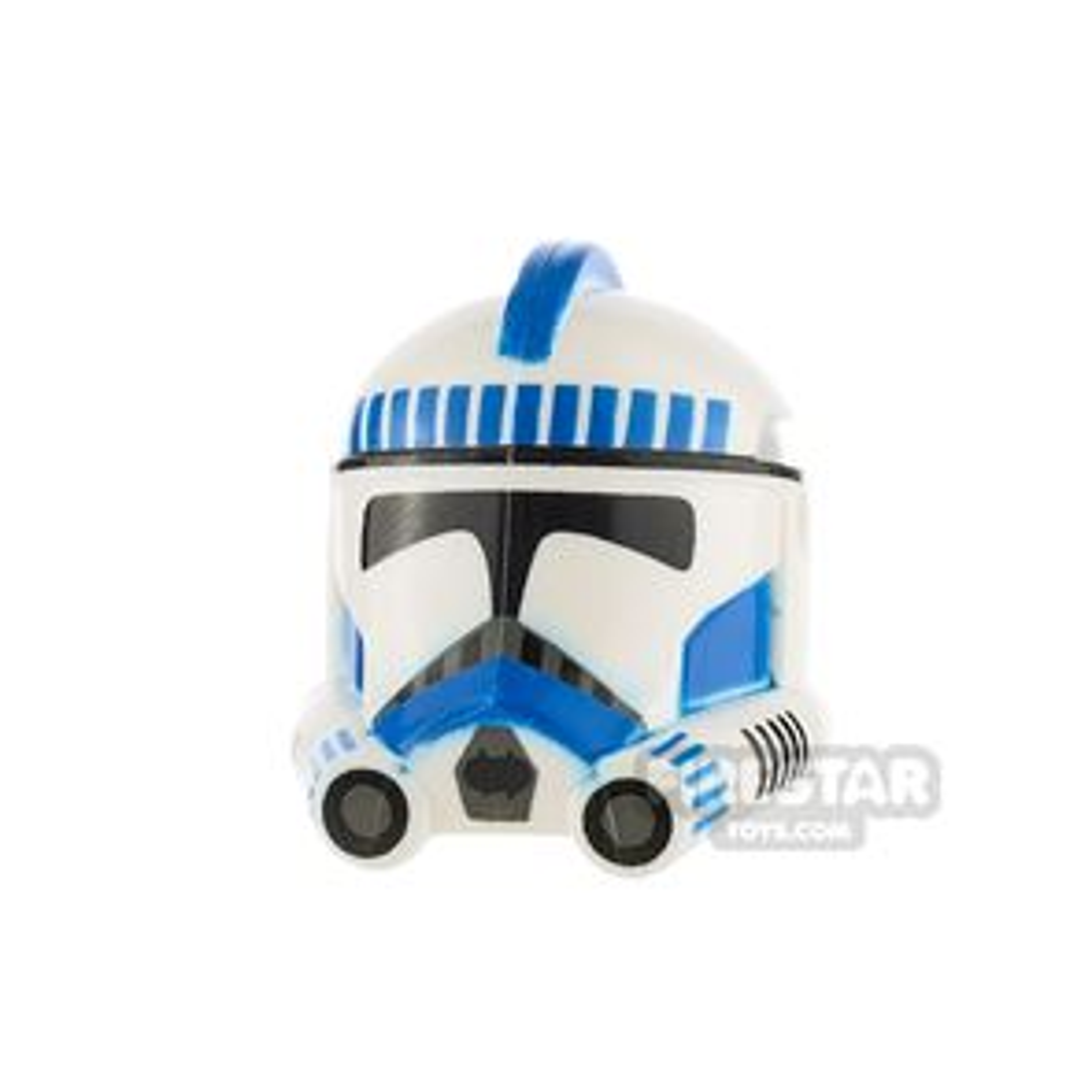 Clone Army Customs P2 Shock Trooper Helmet Blue