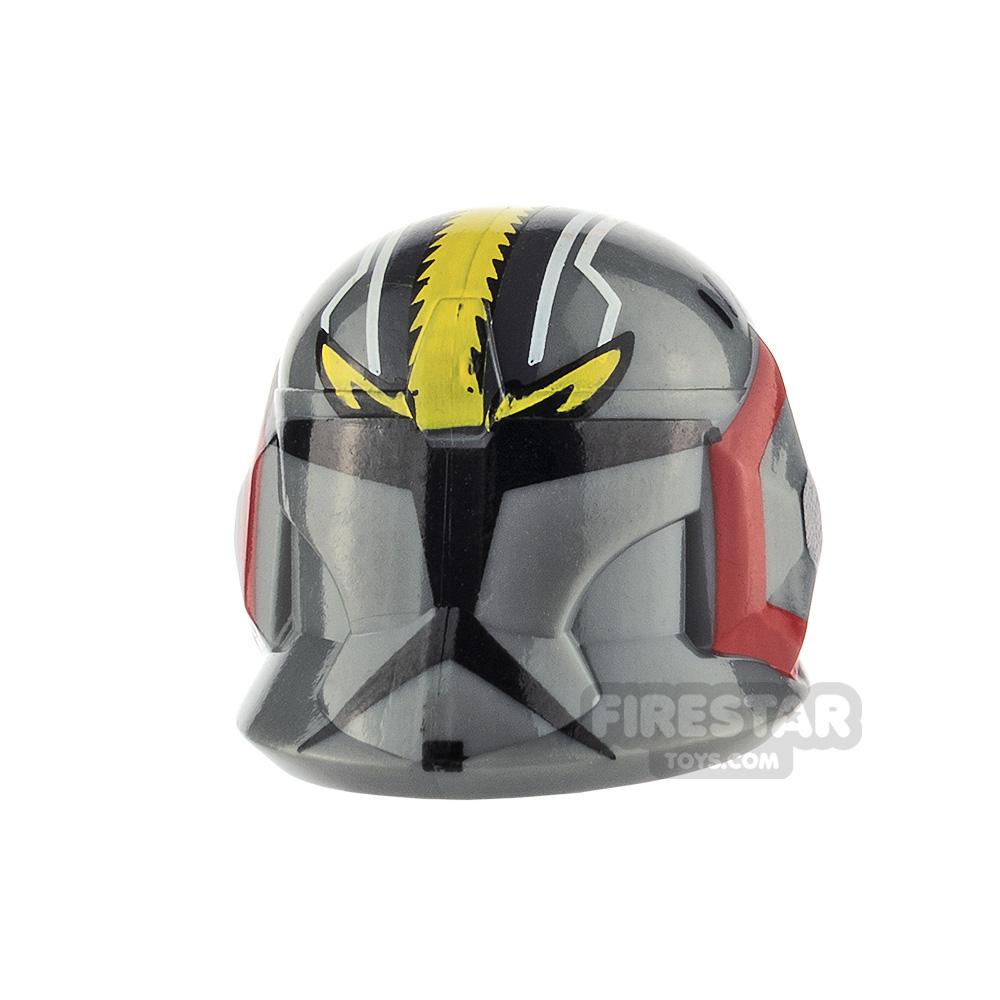 Clone Army Customs P1 Coms Helmet Blackout
