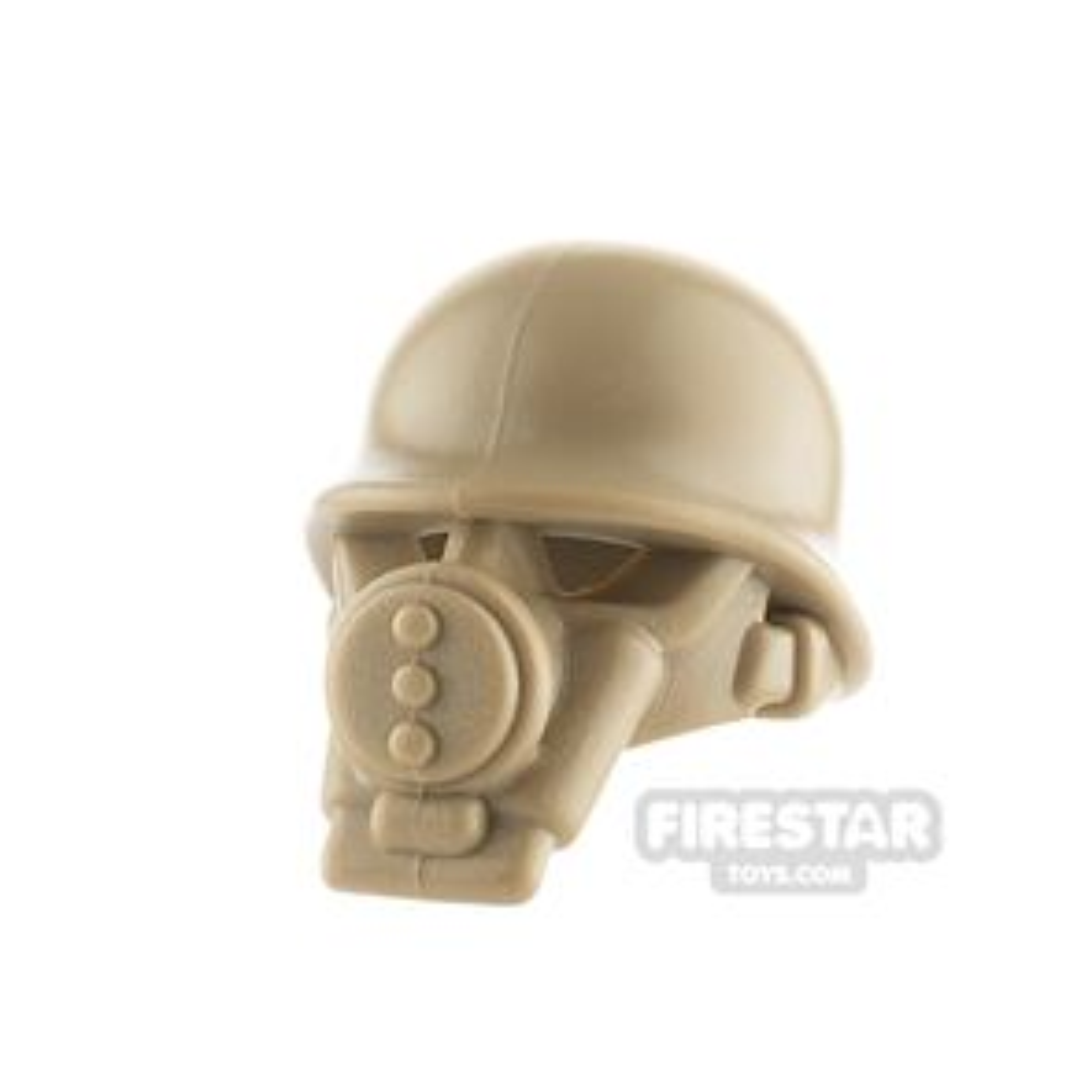 BrickWarriors US Gas Mask