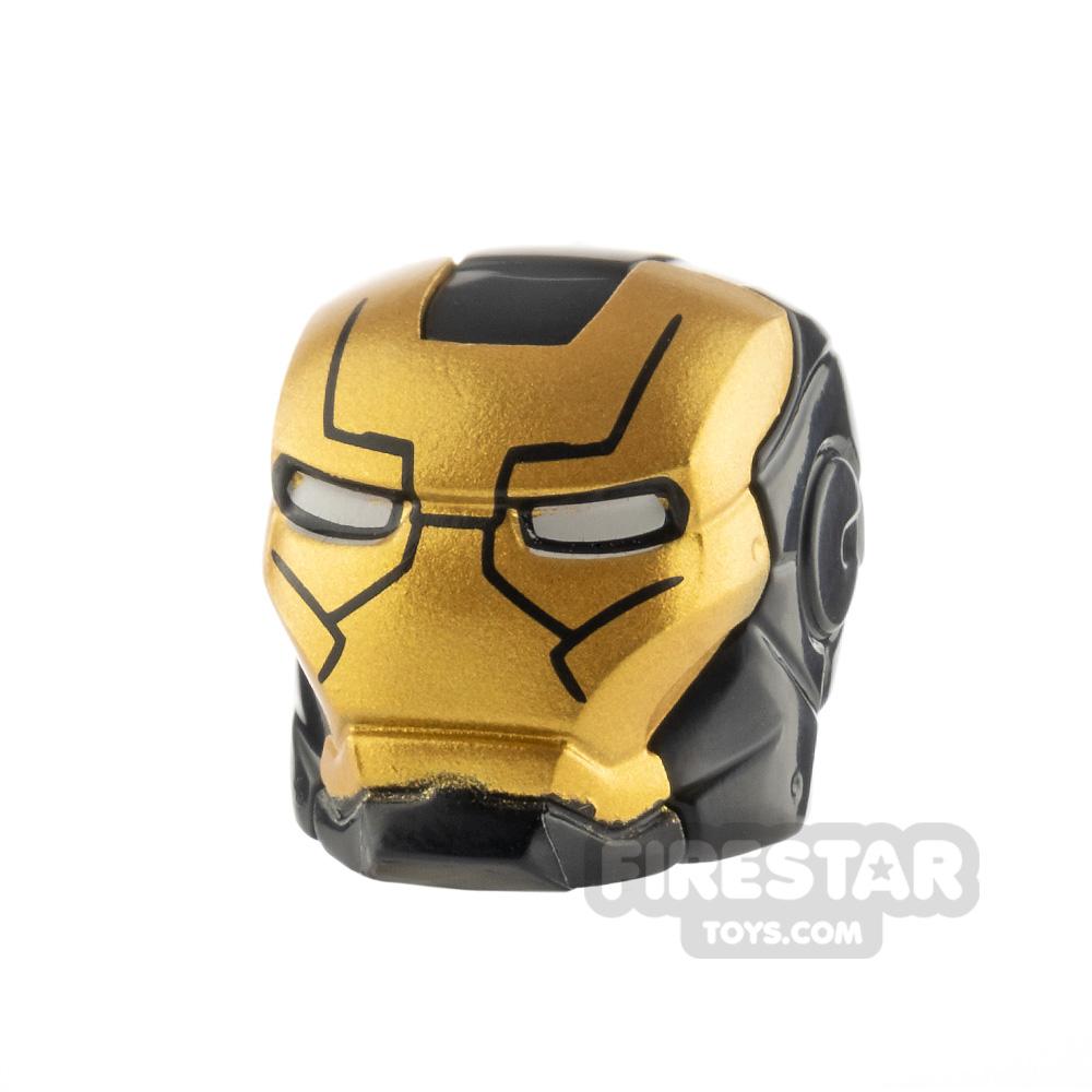 LEGO Iron Man Mask Mark 41