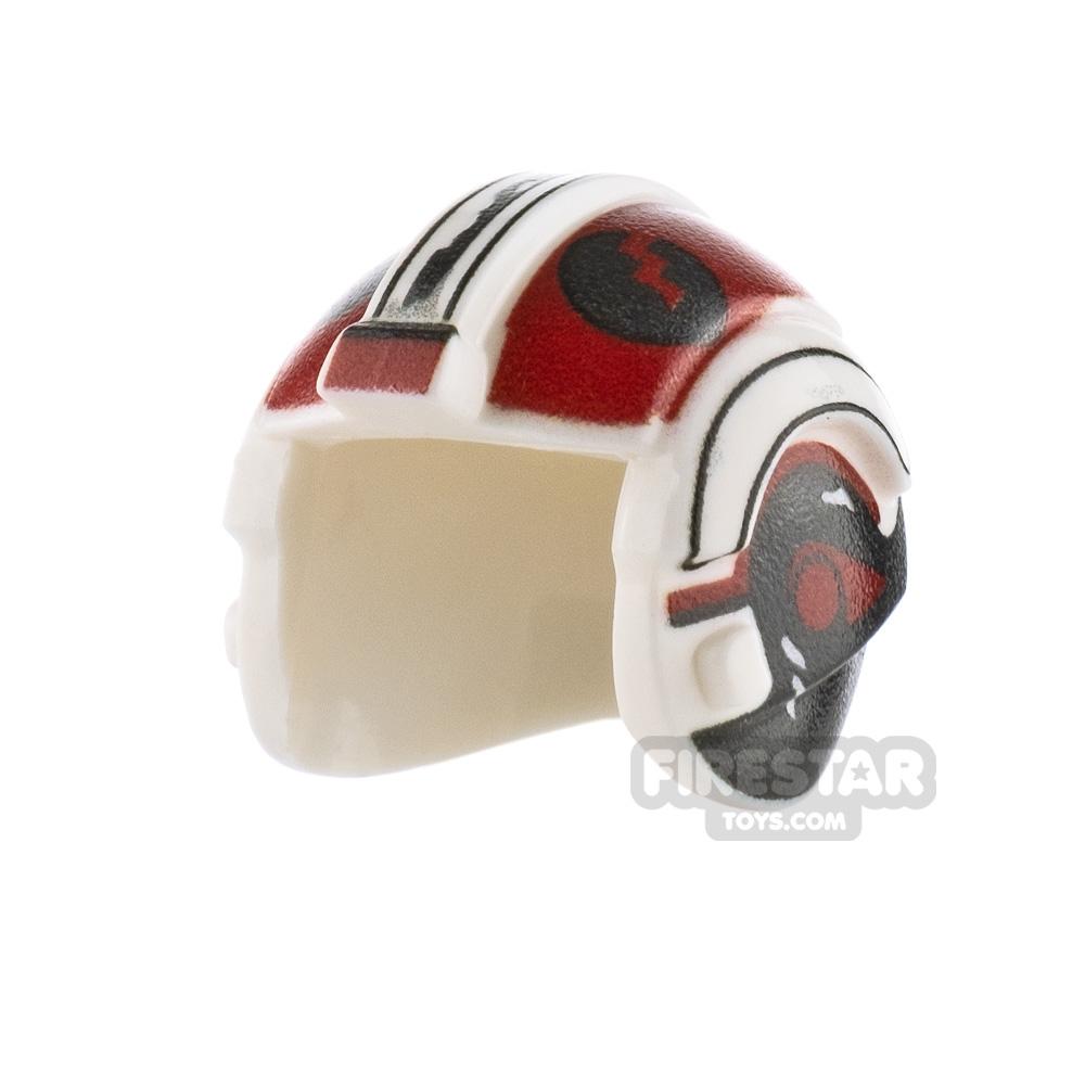 Custom Design Headgear SW Rebel Pilot Helmet Torge Gommer