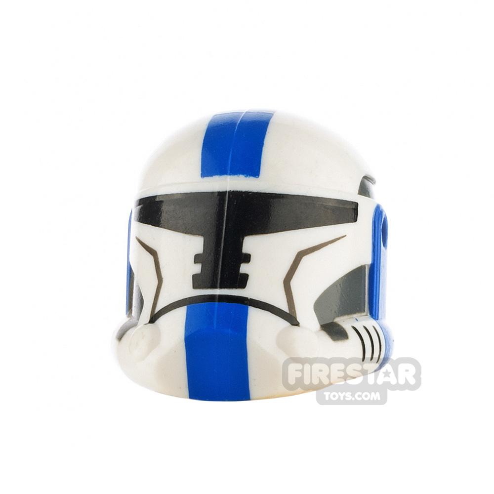 Clone Army Customs OR Helmet Blue Leader