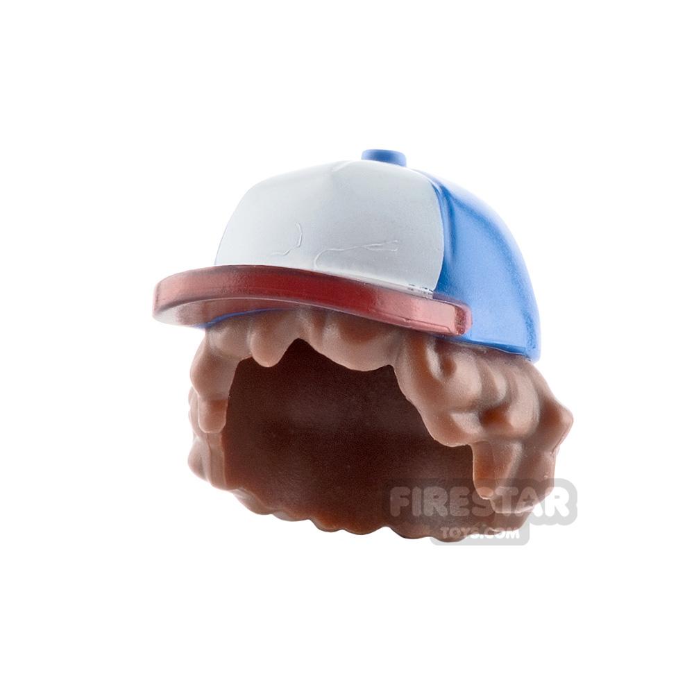 LEGO Cap with Hair