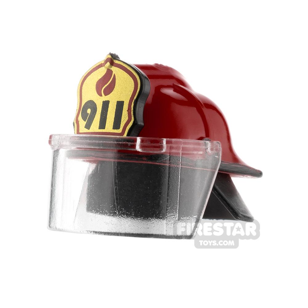 SI-DAN TU65 Firefighter Helmet