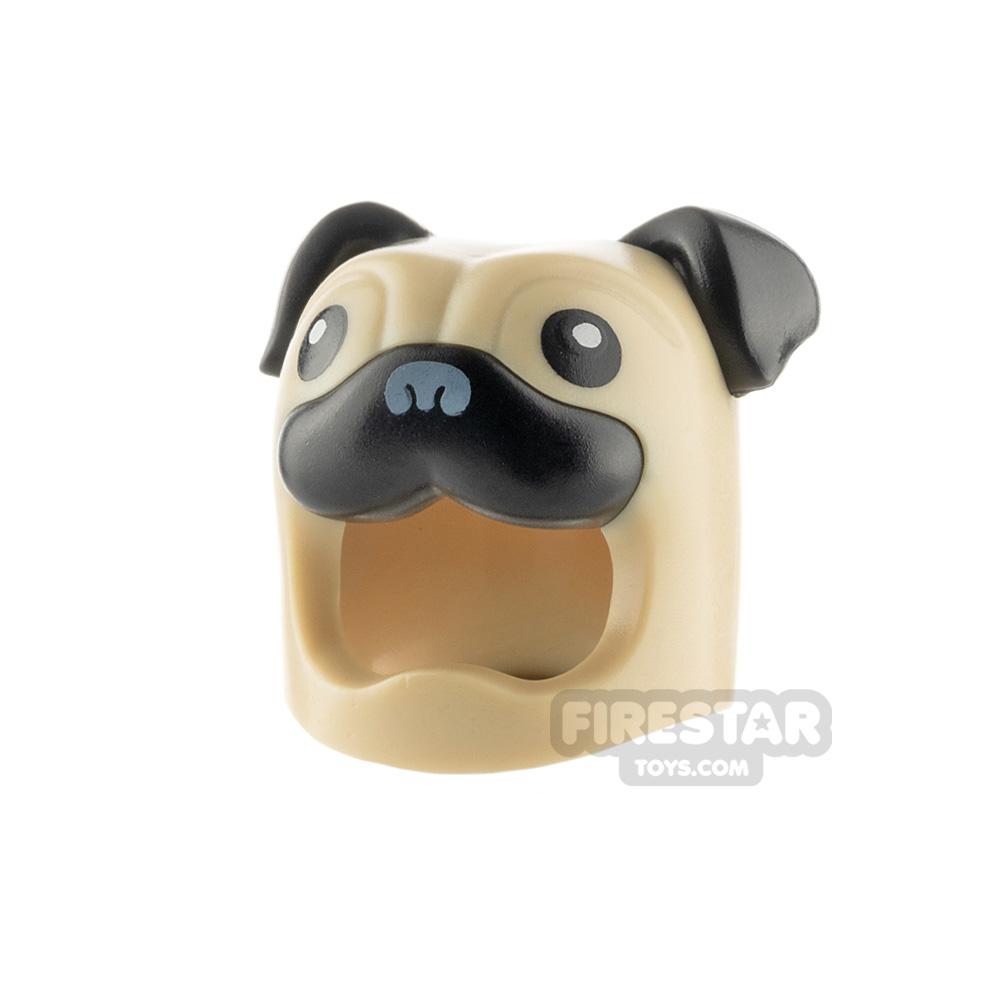 LEGO Pug Head Cover