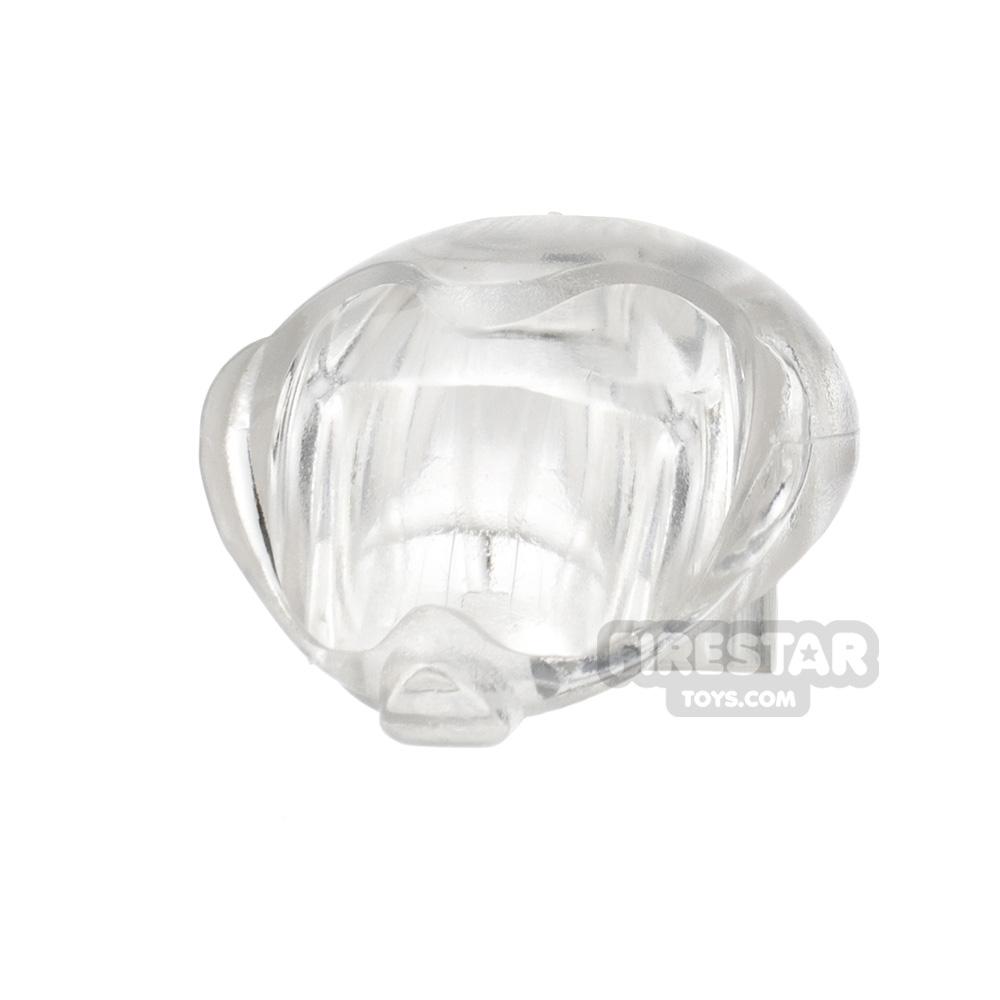 LEGO Helmet with Round Bubble