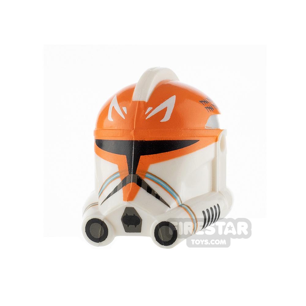 Clone Army Customs P2 332nd Rex Orange