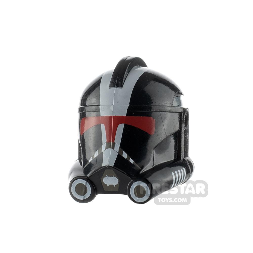 Clone Army Customs Shadow P2 501st Stealth Trooper Helmet