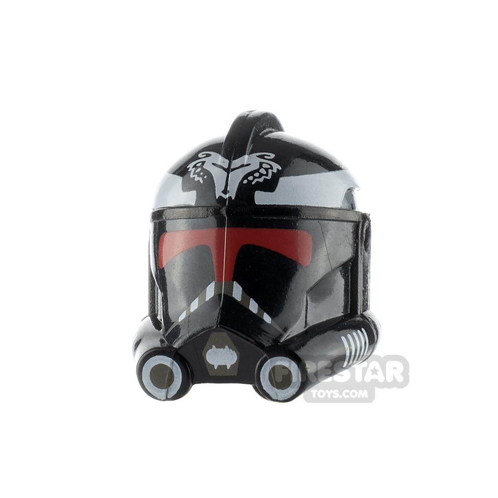 Clone Army Customs Shadow P2 Wolfpack Stealth Helmet