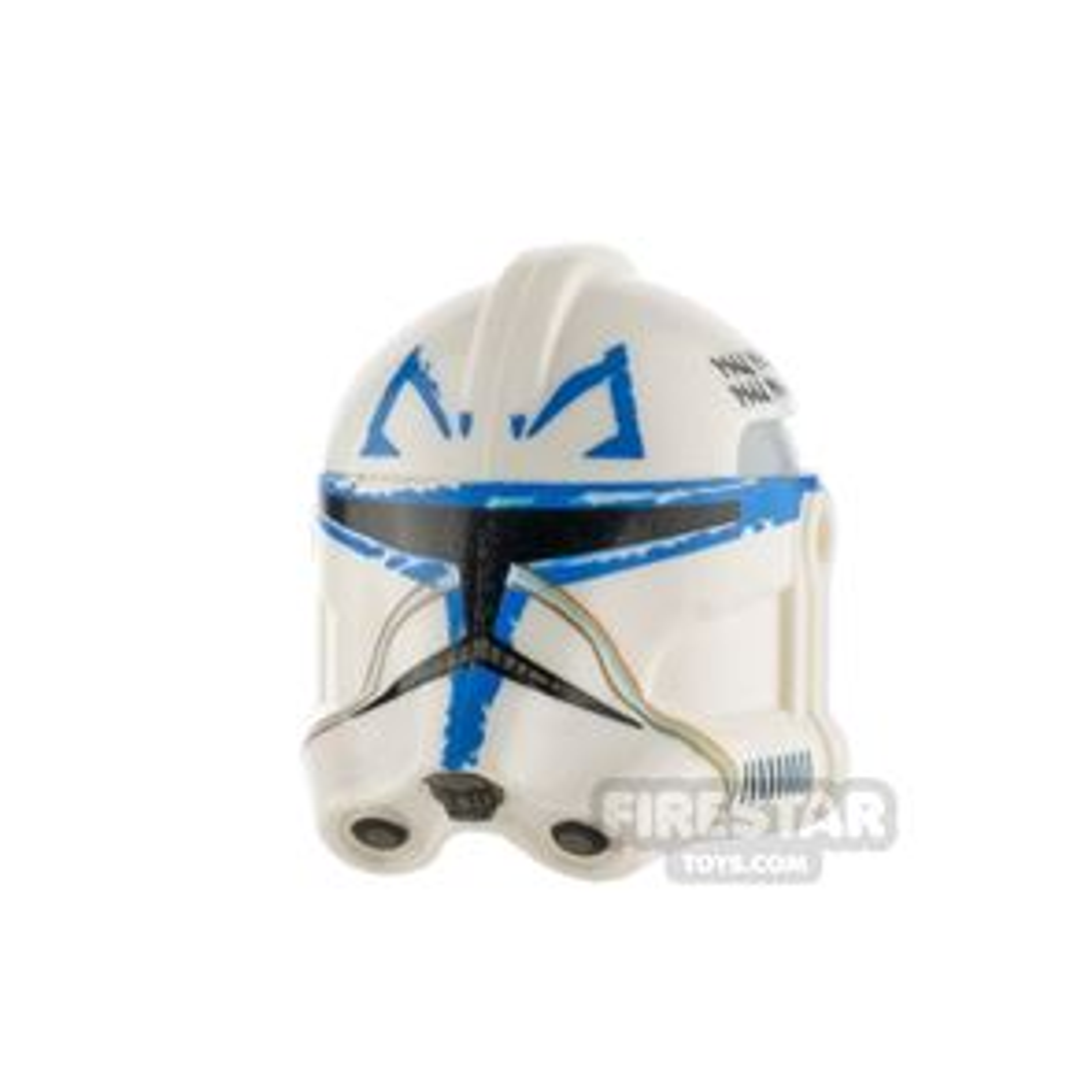 Clone Army Customs RP2 Helmet Rex Damaged