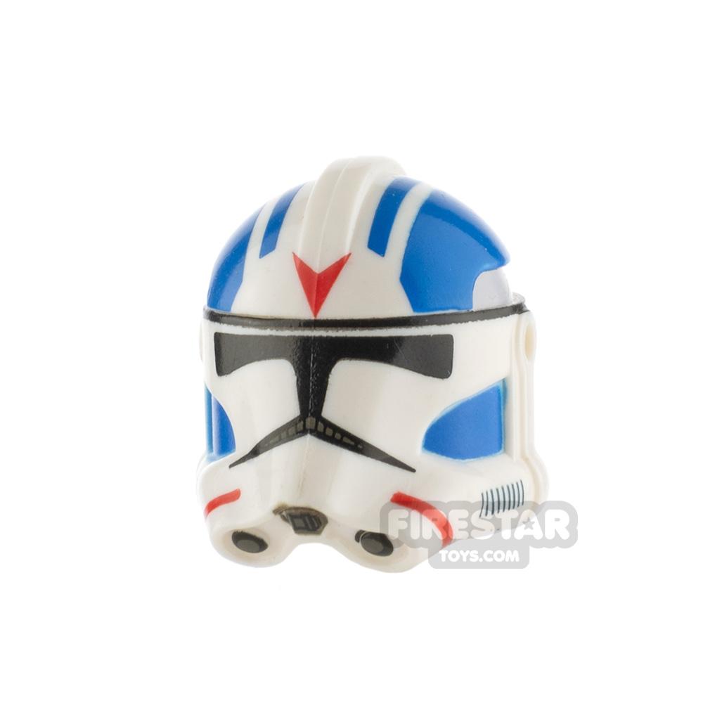 Clone Army Customs RP2 Helmet Blue Rocket