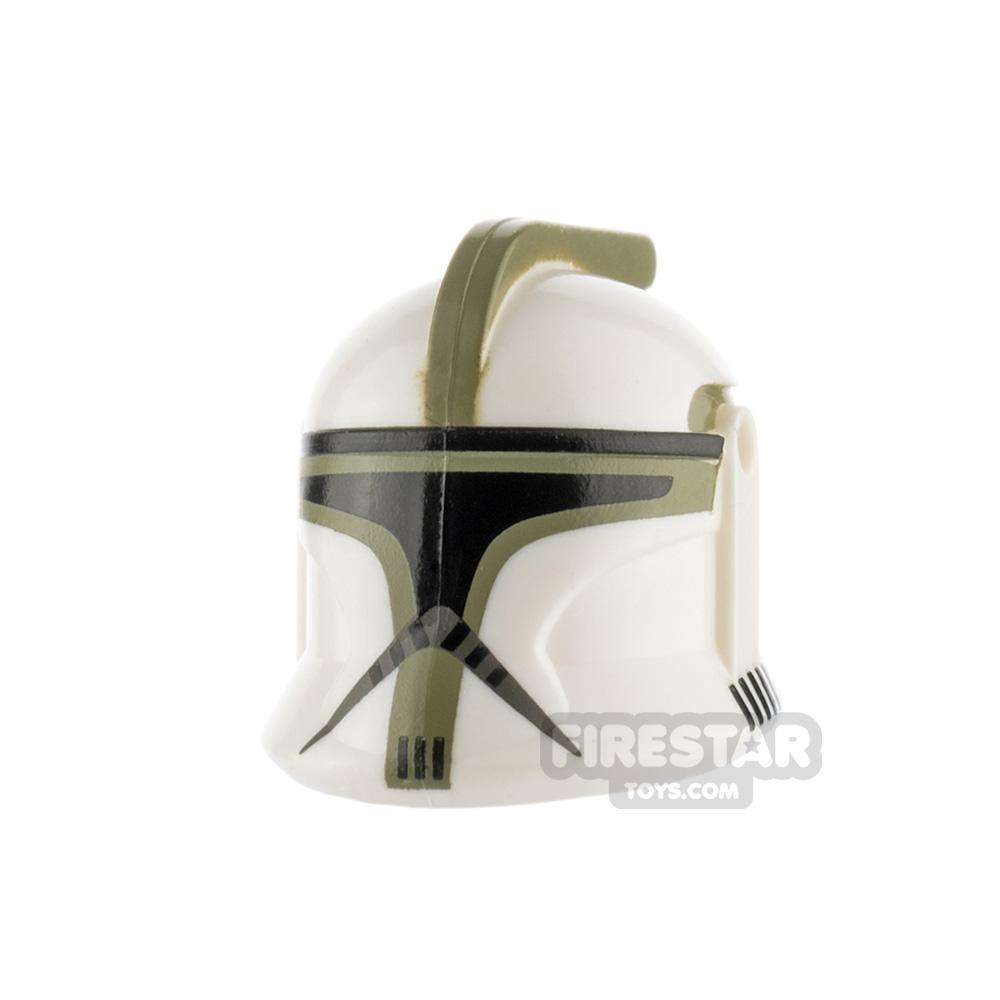 Clone Army Customs P1 Helmet Olive Green
