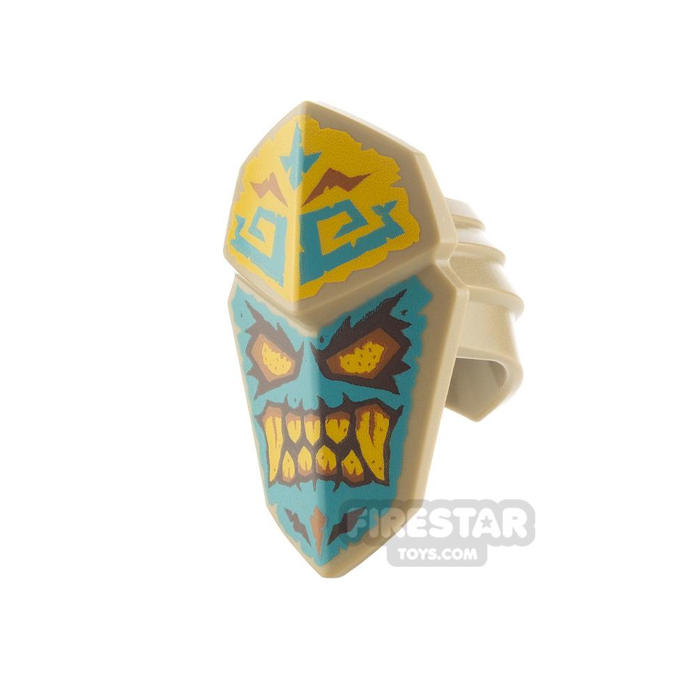 LEGO Minifigure Headgear Islander Mask