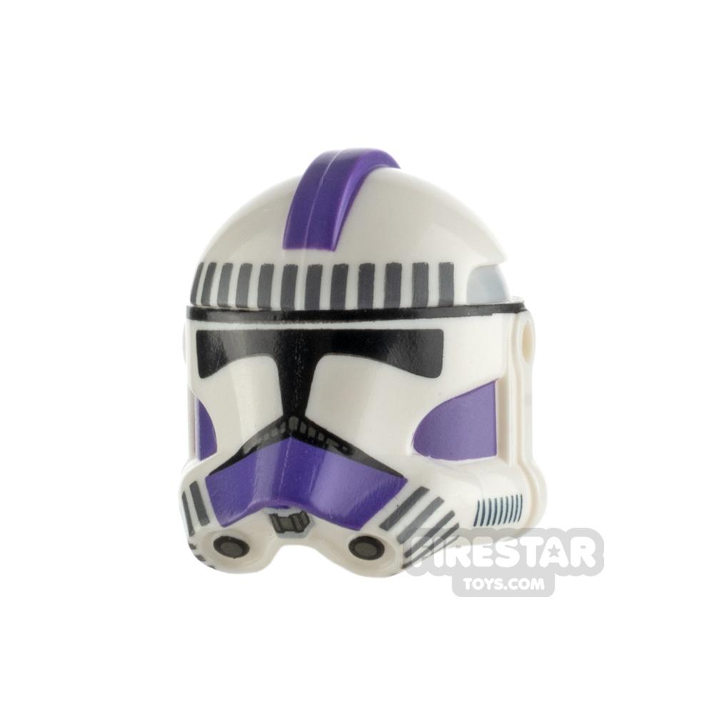 Clone Army Customs RP2 Helmet Shock Purple