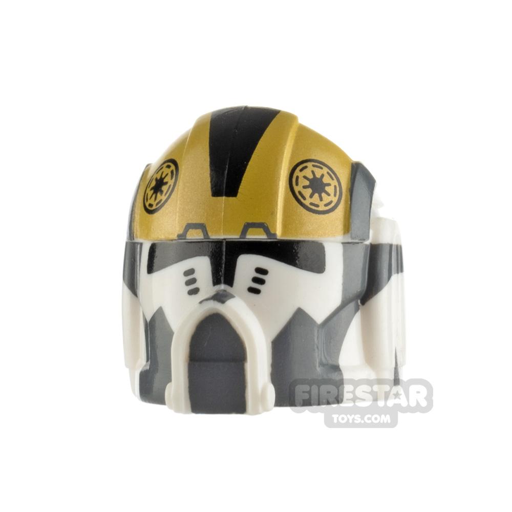 Clone Army Customs Pilot Helmet Marsh