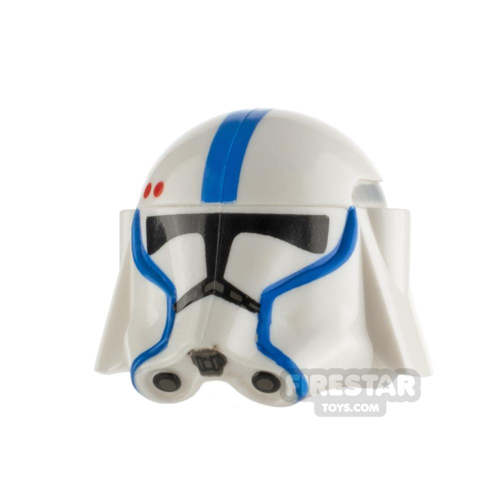Clone Army Customs Realistic Heavy Helmet Assault Blue Print