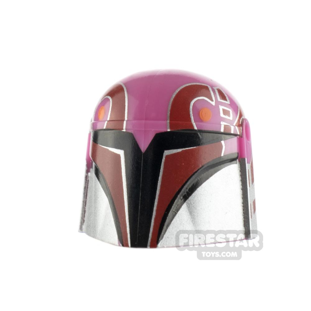 Clone Army Customs Fem Mando Helmet Sab V2