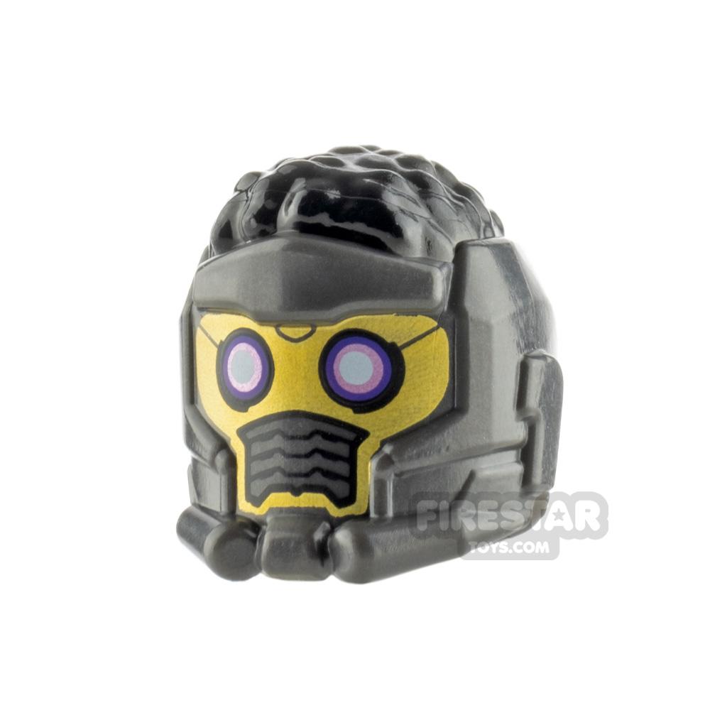 LEGO T'Challa Star-Lord Helmet