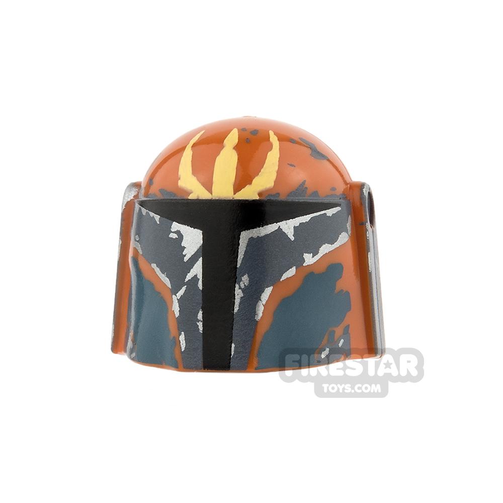 Arealight - Pre Hunter Helmet - Dark Orange