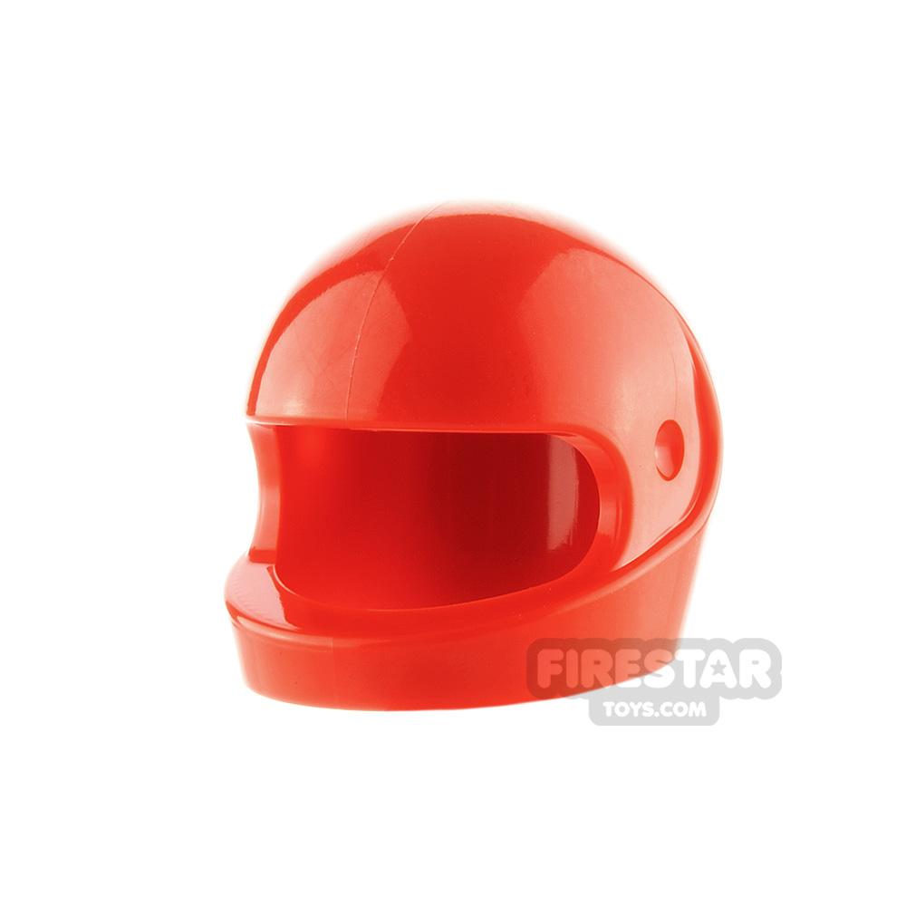 LEGO - Biker Helmet - Red