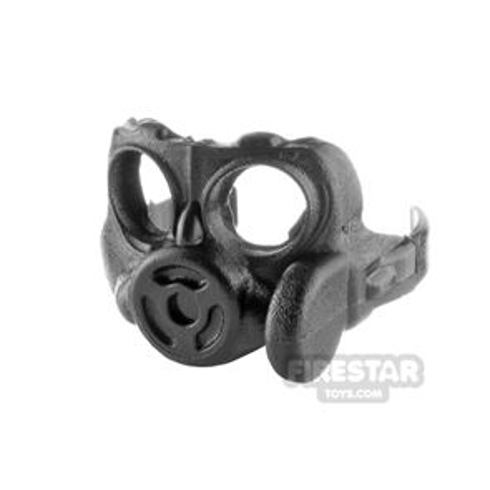 SI-DAN - Gas Mask S10sr - Black