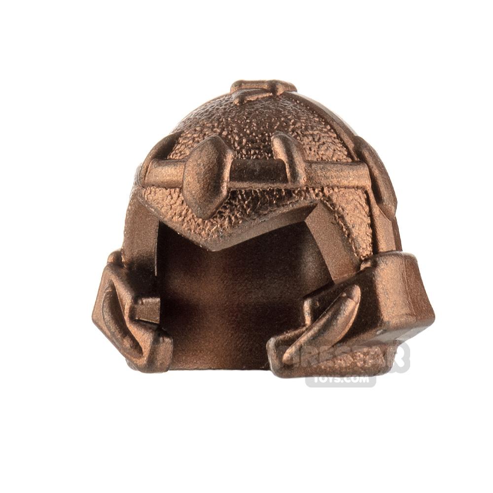 LEGO - Troll Helmet - Copper