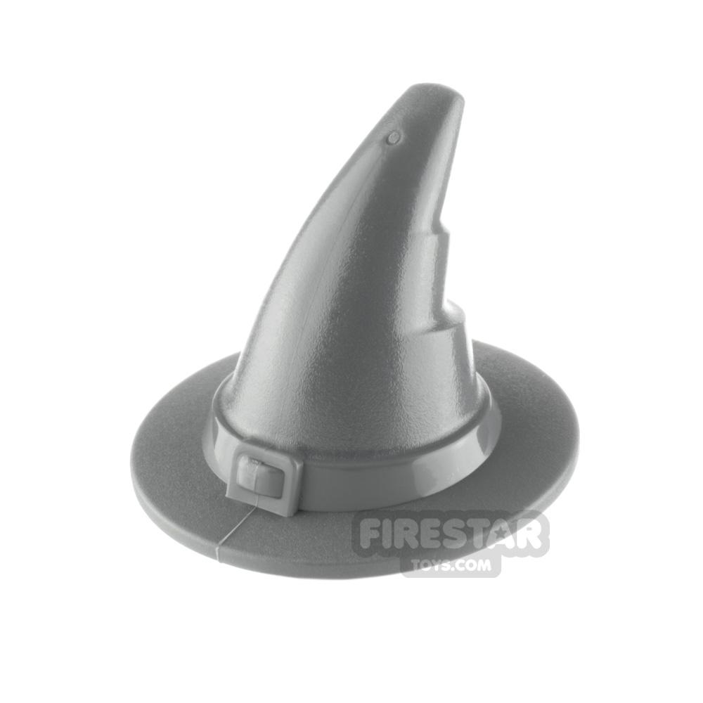 LEGO - Wizard Hat - Dark Blueish Gray