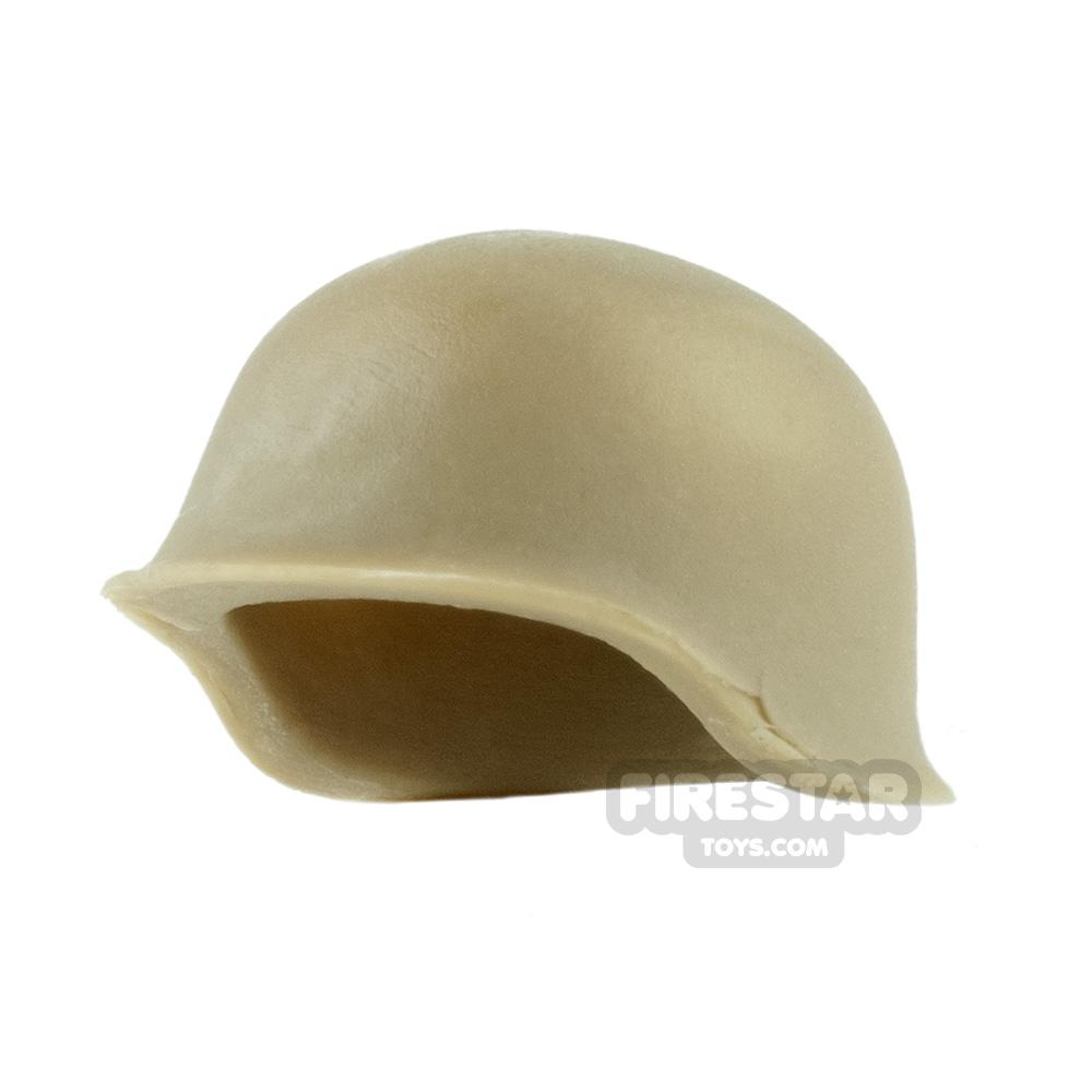 Amazing Armory - Soldier Helmet - Dark Tan