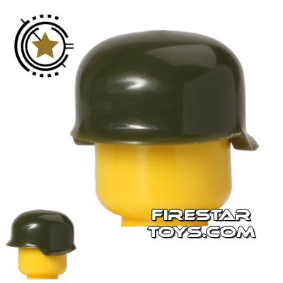 BrickTW - WWI Army Helmet - Green