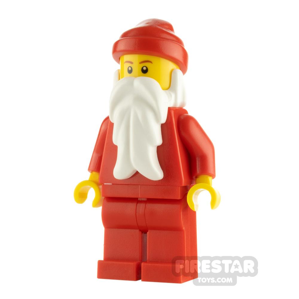 LEGO Holiday Minifigure Santa Red Legs