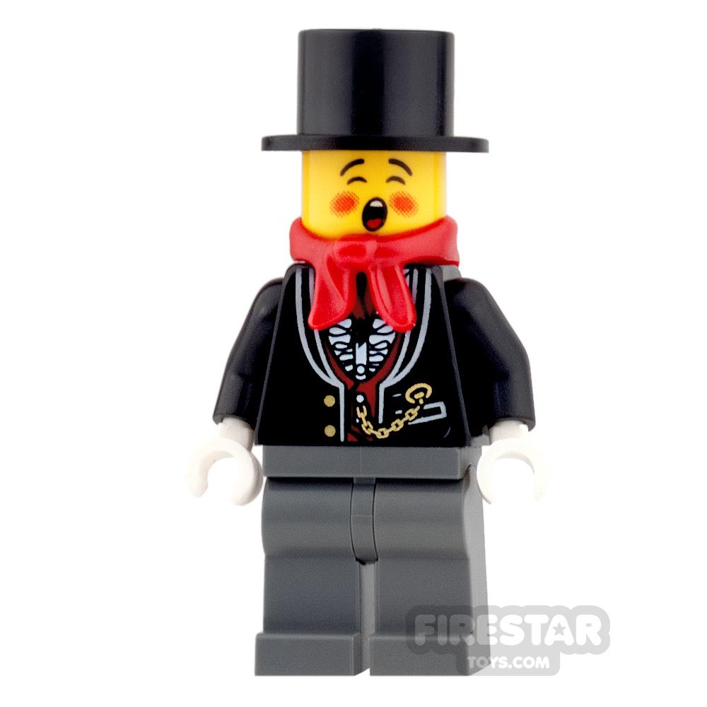 LEGO City Mini Figure - Caroler - Male