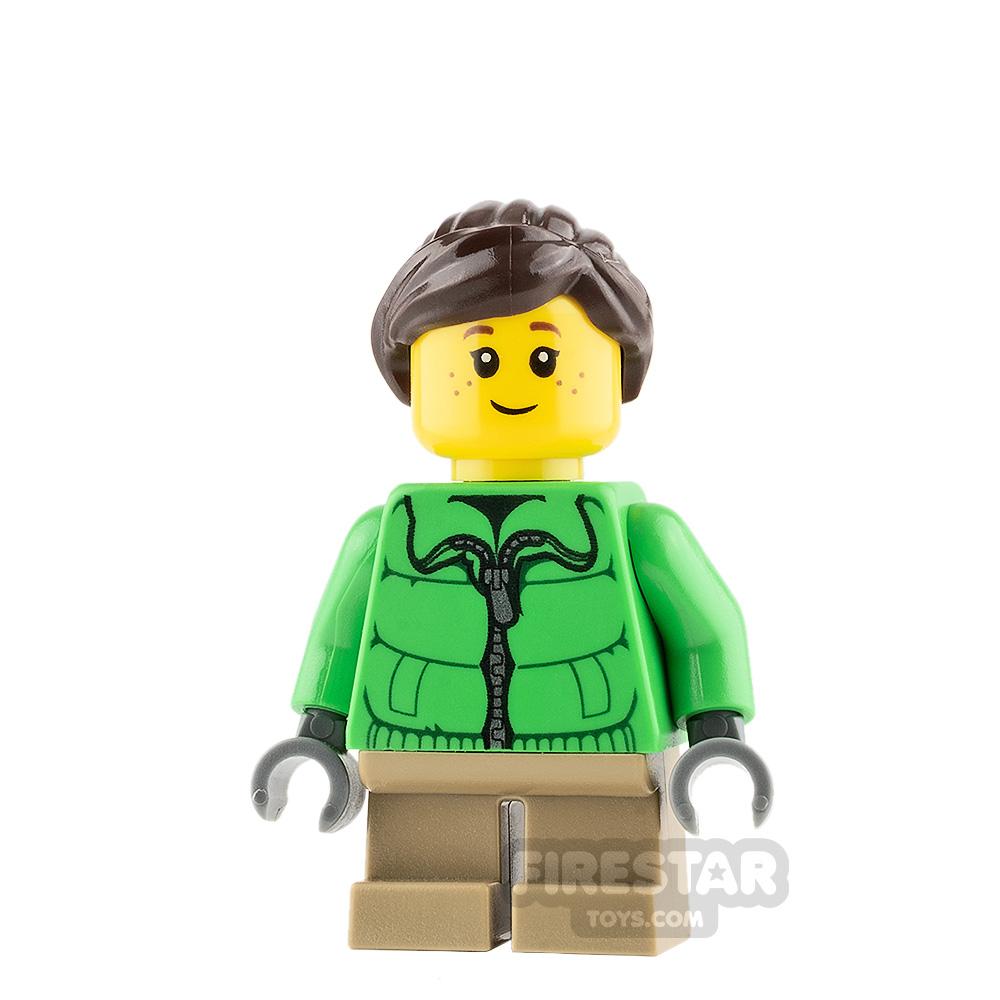 LEGO City Minifigure Winter Holiday Train