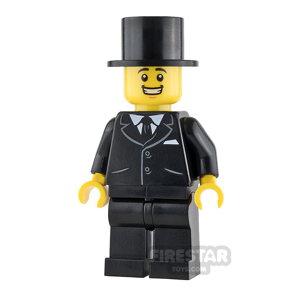 LEGO City Minifigure Groom
