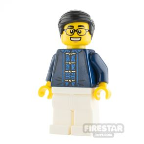 LEGO City Minifigure Chinese New Year Father